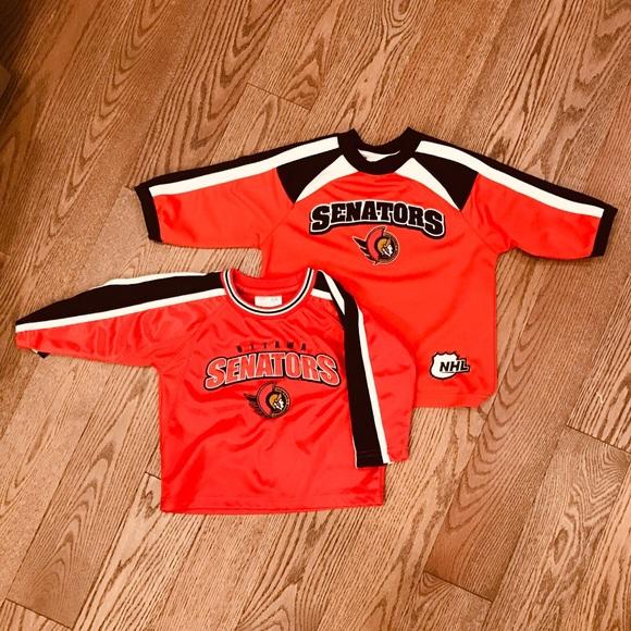 Toddler Ottawa senators jerseys